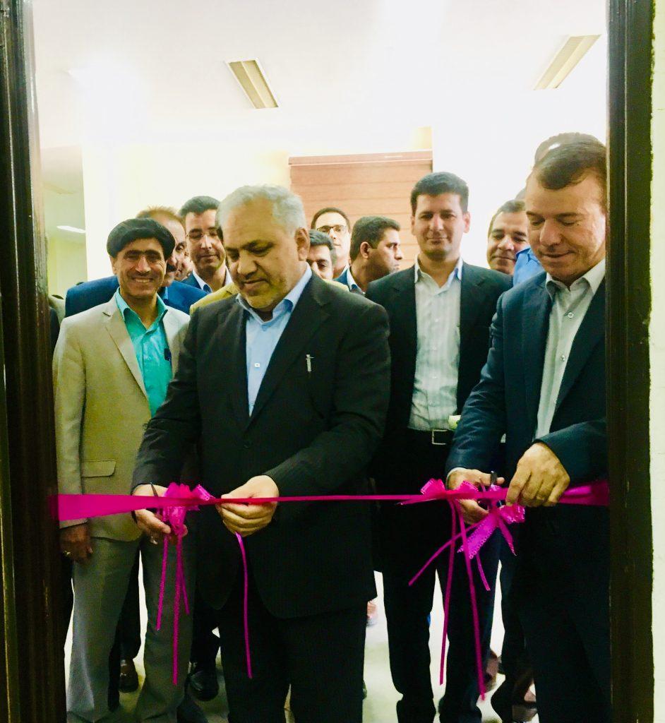 آیین افتتاح مرکز ارتقاء شایستگیهای حرفهای دانشجویان (SCD) در موسسه آموزش عالی جاوید جیرفت